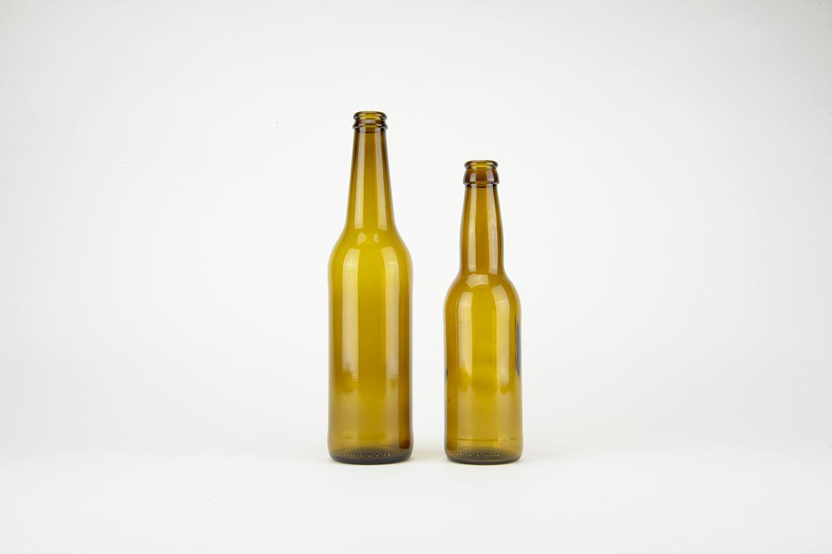 Bouteilles à bière