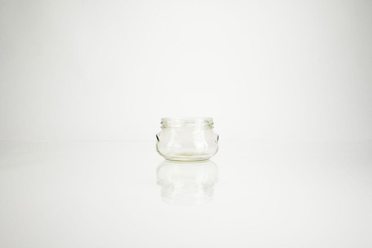 Marmite en verre