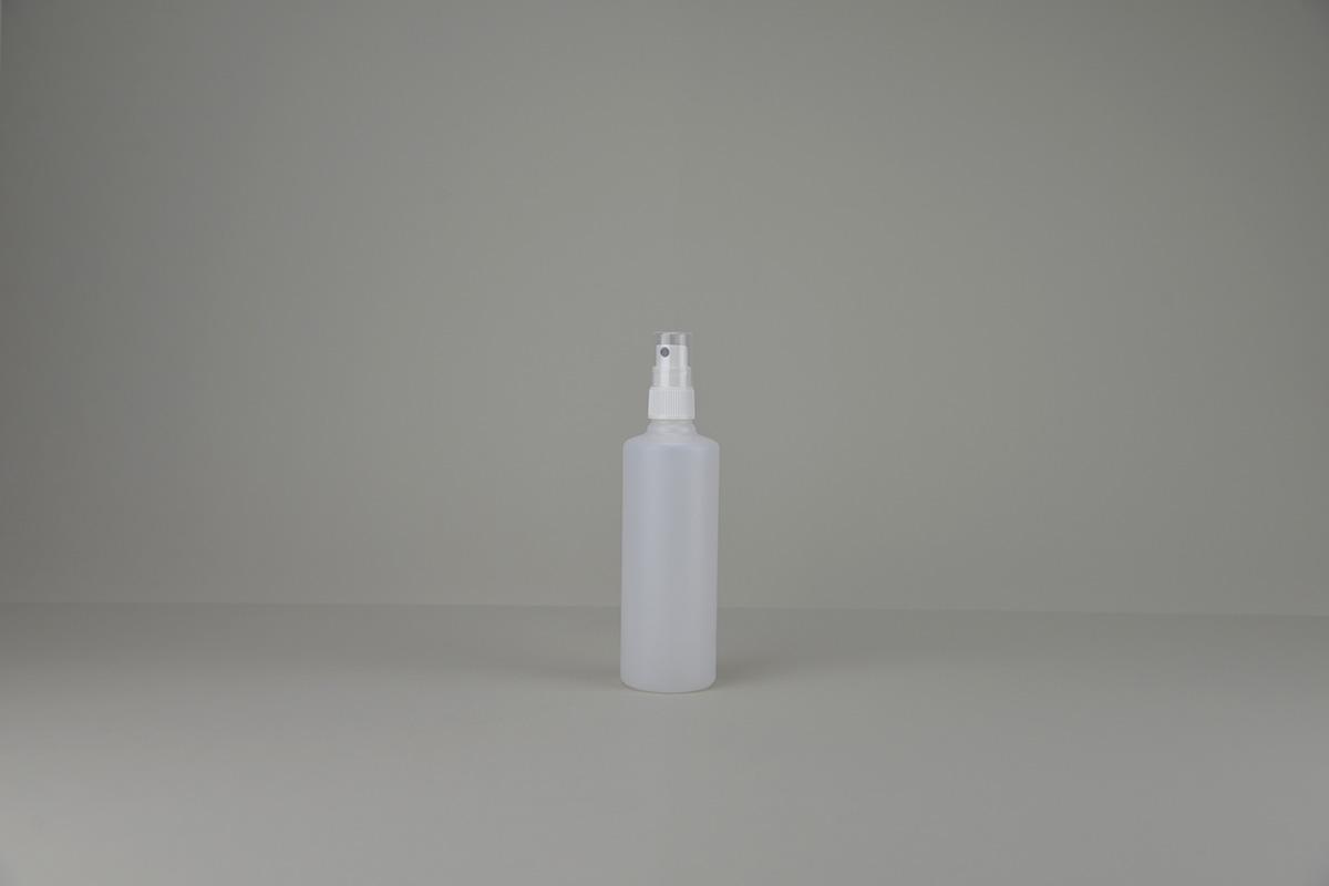 Bouillottes + spray naturelles en polyéthylène rondes (vapo à couper)